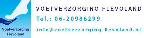 Homepagina van Voetverzorging Flevoland